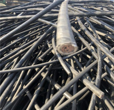 带皮废旧铝线回收专业回收电话