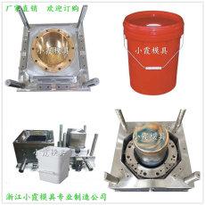 ABS塑料10升胶水桶模具