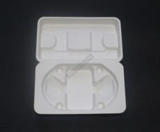安徽铜陵纸托供应商航拍无人机纸托包装降解