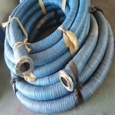 西北地区法兰橡胶管 大口径钢丝骨架橡胶管