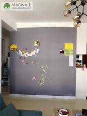 磁善家儿童画画无尘擦写创意磁性彩色黑板贴