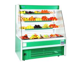 森加风幕柜一体机2米蔬菜水果保鲜柜可定做