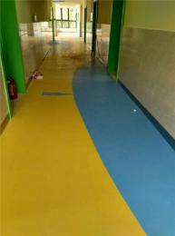 儿童卡通pvc塑胶地板