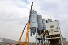 沈阳出售水泥仓-100吨散装水泥罐-长期大量