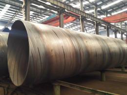 螺旋管 螺旋焊管广泛用于石油管道桂林厂家