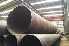 贺州螺旋钢管厂家直销寿命长国标螺旋管