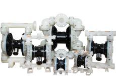 莱芜优质产品塑料气动隔膜泵 隔膜泵配件齐