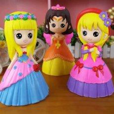海東市石膏娃娃白胚diy 石膏娃娃模具廠家