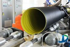 管城钢带增强管 建筑排水管厂家