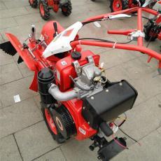 自动翻地机 多功能松土微耕机 大马力柴油式