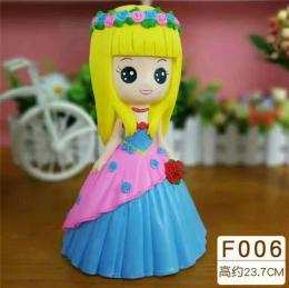 吉林省石膏娃娃模具批發廠家 涂鴉石膏娃娃
