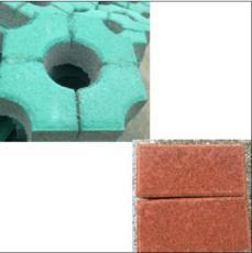 供甘肃武威草坪砖和酒泉渗水砖优质