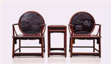 红木龙纹圈椅什么地方成交快