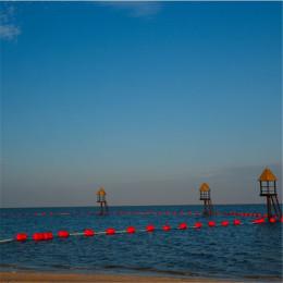 专业生产挡污漂浮筒聚乙烯浮体