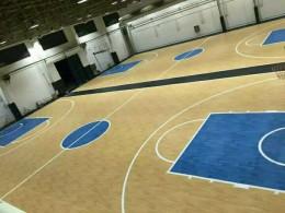 室外塑胶篮球场厂家