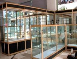 供拉萨展柜和西藏钛合金展柜哪里有