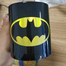 镭射烫金陶瓷杯水转印加工 杯子低温花纸