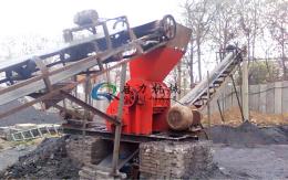 优质煤矸石粉碎机设备 粒度可调节 无筛网