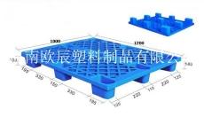 三門峽九角網格塑料托盤1.2X1米食品電子