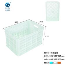 塑料花椒筐重庆花椒筐厂家圆眼筐价格