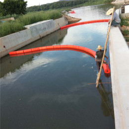 水库进水口前拦漂装置围栏浮子报价
