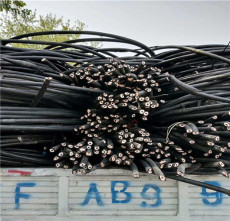 库存回收废旧铝线回收多少钱一米