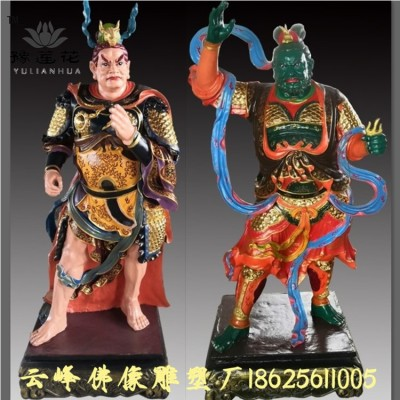 十二药叉大将 十二生肖守护神 佛像雕塑