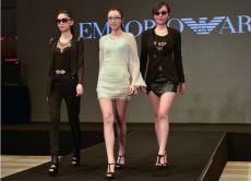 厦门国际眼镜展厂商与眼镜批发商产品采购对