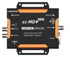 Lumantek 帶幀同步的SDI/HDMI交叉轉換器
