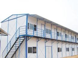 哈尔滨钢结构厂家机集装箱出租钢结构安装彩