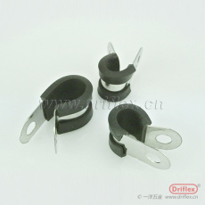 304不锈钢减震卡箍/R型管夹/电缆卡