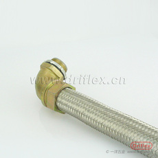 钢丝编织金属软管 不锈钢编织软管