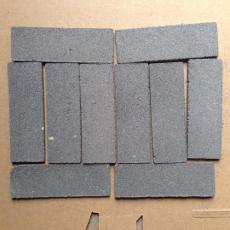 供應高硬度耐磨粉塊高耐磨合金塊溜槽專用