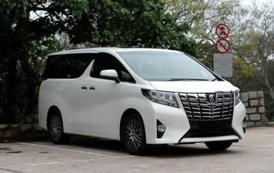 丰田ALPHARD出租丰田保姆车租赁丰田埃尔法