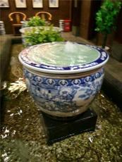供应陶瓷鱼缸 青花陶瓷鱼缸 景德镇陶瓷厂家