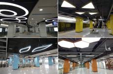 LED地铁隧道灯厂家地铁隧道安装灯
