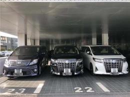香港往来深圳广州就选用丰田埃尔法两地牌