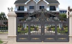 佛山市伊登铝艺窗花铝艺庭院门铝艺护栏围栏