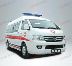 福田救护车销售 西藏拉萨救护车厂家推荐