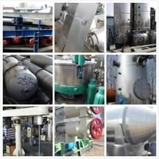 沈阳专业大量回收化工设备常年不锈钢罐回收