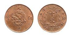 大清铜币市场今后的发展