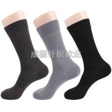 廣東針織襪業廠訂做生產休閑男襪 皮鞋襪
