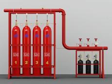 厂家直销 IG541混合气体灭火系统