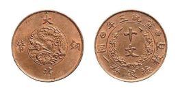 怎么辨别大清铜币真伪
