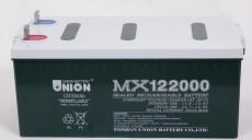 韩国友联蓄电池MX121200 12V120AH