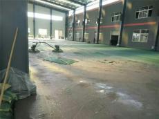 鹤壁做金刚砂耐磨地面的绿色效果不是看省钱