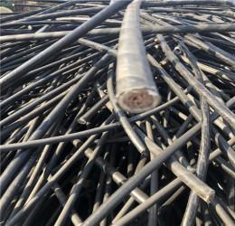 废电缆多少钱一斤库存回收