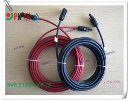 MC4光伏连接器电缆组件10AWG3米