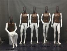 榆林展示模特厂家