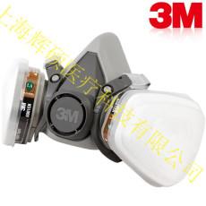 半面型过滤式呼吸防护器 3M6200 HXQ6200